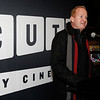 Frisco Mayor Jeff Chaney talks during the opening of CUT! by Cinemark in Frisco, Texas.<br /> <br /> CUT! by Cinemark hosted its invitation-only VIP party in celebration of the brand new, innovative dine-in theatre on Wednesday, March 6, 2019 in Frisco, TX. <br /> Guests were treated to chef-prepared menu items, craft cocktails, popcorn, soft drinks and movie-watching. (Photo courtesy of Cinemark)