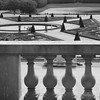 Versailles<br /> <br /> This peaceful geometric view belies the extravagant pomp and ceremony upon which this was all built.