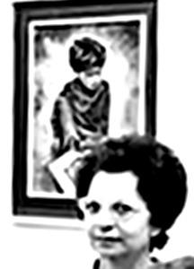 Professora de Pintura