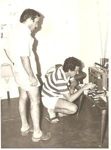 Dundo,  Fernando Miranda Maia, e Manuel José Matos Almeida