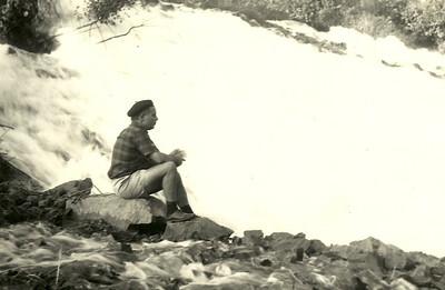 Joaquim Saldanha - Luangando, Lucapa