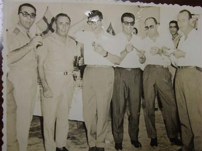 Patuleia, Sargento Leal(do C.V.),Luna Carvalho, Gastão, António Rocha e Fraga.