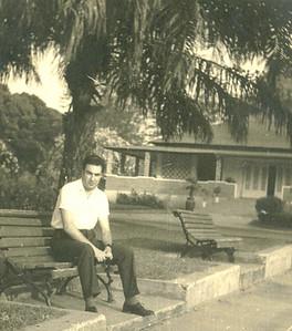 Redondo em frente a' casa do Dr. Santos David