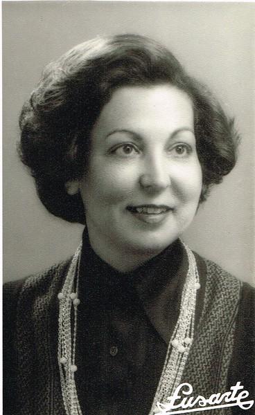 Maria de Lourdes Alberto Alberto