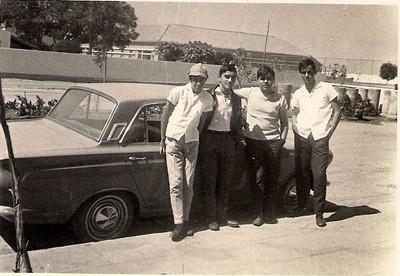 Flau, João Costa, Carlos Marques e Carlos Pinto