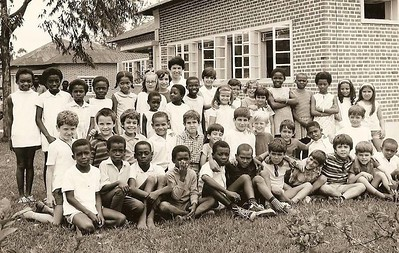 Classe de Conceicao Videira 1972-73 - Dundo