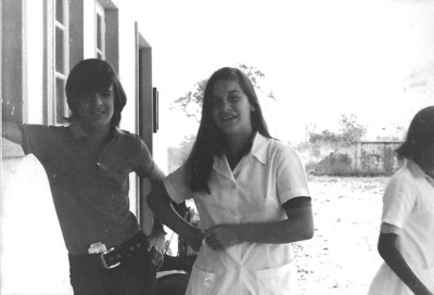 Quim Paulo Gameiro e Bibika Braziel