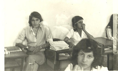 Liceu Chitato To' Mendes, Clara Barbosa, Paula Pinho Barros, Mica' Ressurreicao