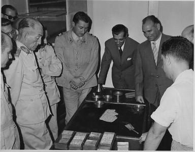 Visitas militares -Andrada