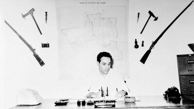 Gabinete da STI/SEMO Dundo 1964.