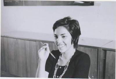 Elisa Pereira Santos 1973 Mecanografia