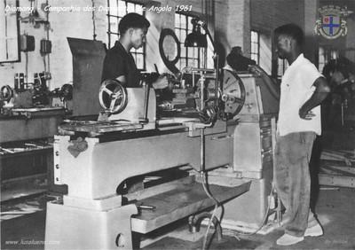 Oficina geral de mecânica Andrada