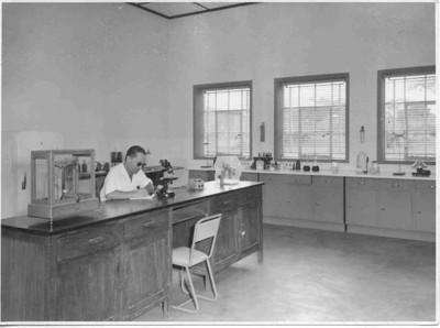 Laboratorio Pecuaria do Cossa - 1966-Dr. Soares