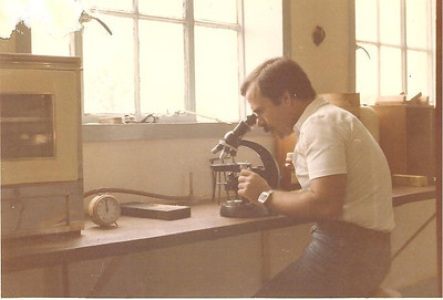 Lab. de veterinaria, Cossa, Fernando Miranda Maia