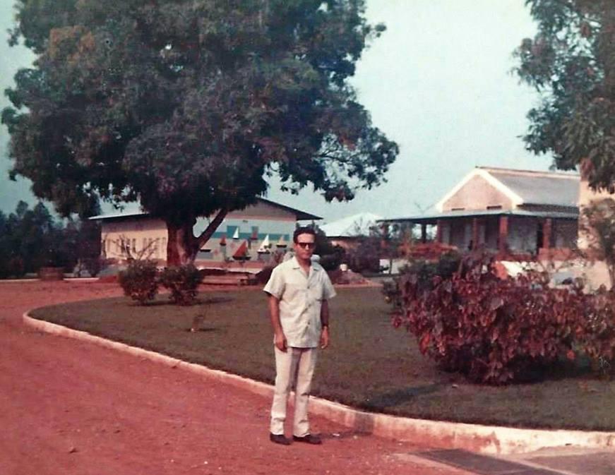 Sacavula 1970 - Caldas