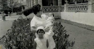 1968 - Hospital de Andrada - Enfermeira Rosa Pina - Nascimento de Carlos Simões.