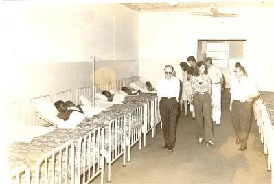 Dundo _ Setembro 72 Família Viegas, Dr. Rocha Afonso e Flausino