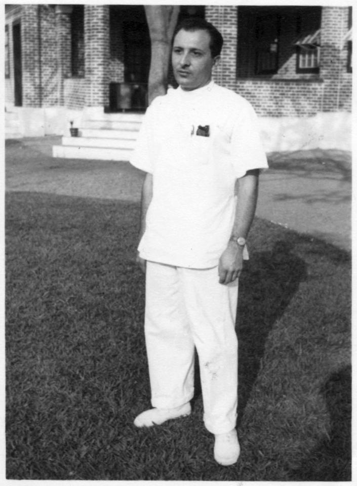 enfermeiro Franklin Antonio Loureiro