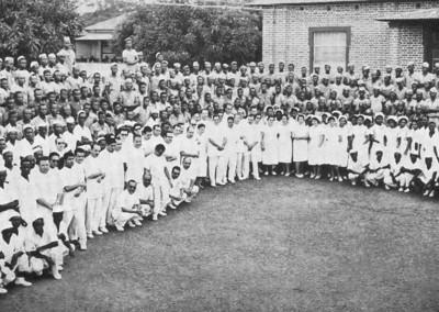 Dundo, Marco, 1962 - Pessoal hospitalar