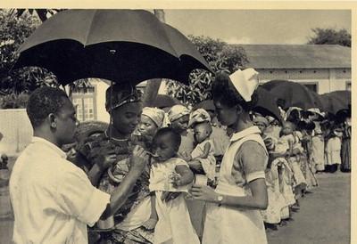 1960 Profilaxia antipaludica