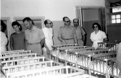 Maternidade, Dundo, Julho, 1964