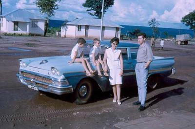 família Seixas no Ford
