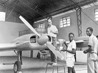 Dundo 1965 - Cessna 310 F