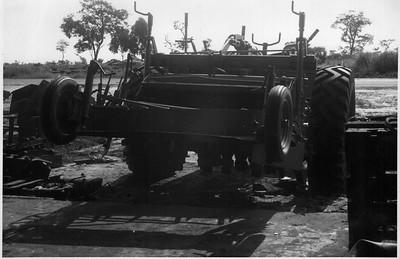Maquinas de Alcatroamento de Estradas