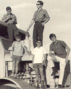 Manos Martins e Martinho em Andrada