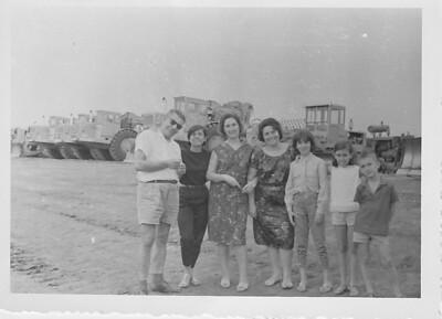 Andrada Ricardos e Adalbertos passeando pelas minas Ricardo, Bety, Teresa, Gloria, Zelinha, Bebe' e Beka