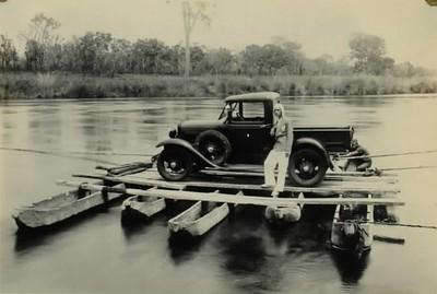 1931- Jangada na Diamang