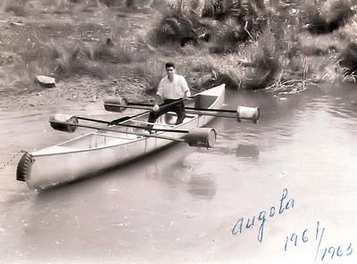 Ermida, rio