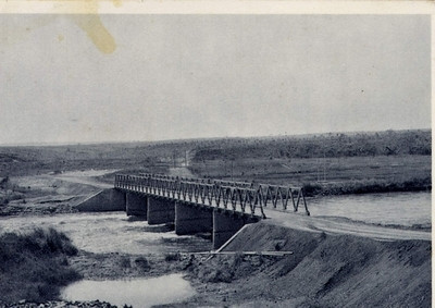 1960 - Ponte sobre Rio Luembe