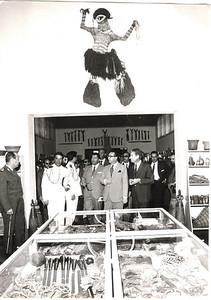Visita do Governador Geral de Angola, Dr. Santos e Castro