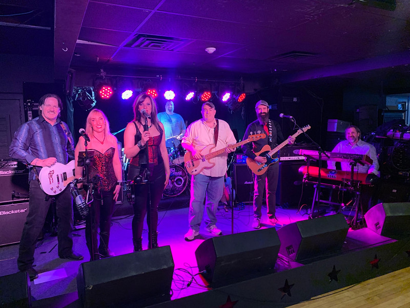 The Amoricans, a Black Crowes tribute band