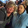 Martha Armstrong of Lowell and Dave Taylor of Tyngsboro