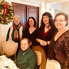 Marina Balkas of Dracut (Dacey's Favorite Sunday School teacher), seated with, standing from left, Dottie Costa of Dracut, Renee Schindler of Hudson, and Kathy and Joan Tsoukalas of Pelham