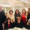 Seated, from left, Karen Chininis of Lowell, Dina Troumbouras of Walpole and Nina Delaney of Salem; standing, the Rev. Tom Chininis of Lowell, Elaine Zetes of Lynn, Georgia Lagadinos of Canton, Litsa Stamoulis of Medfield and Kathy Mpelkas of Peabody