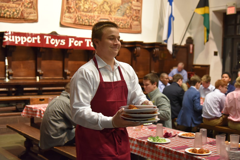 2016 Toys for Tots Pasta Dinner