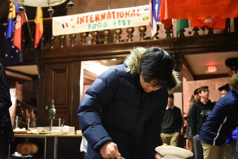 2016-17 International Food Fest