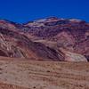 The Amargosa Range from Artist's Drive