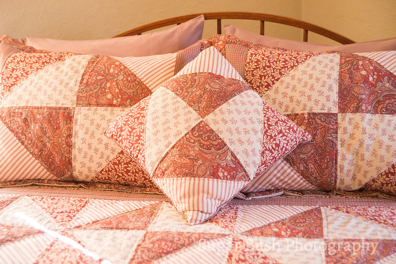 Red Quilt Room