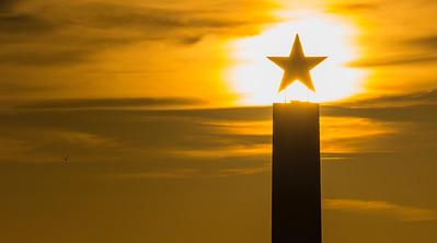 CRV_1205 Lone Star sunset 7-17-16