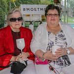Myrna Dinardo and Kathy Baker.