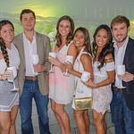 Nikki Jordan, Charles Mechas, Allison Cook, Hannah Dabbagh, Jacquelyn Ha and Ryan Keeling.