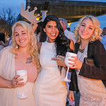 Lindsey Little, Ana Rodas and Addie Mills.