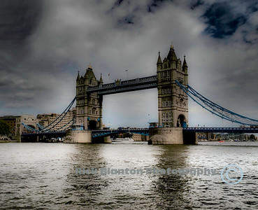 """ Tower Bridge in HDR """