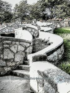 """ Garden Steps """