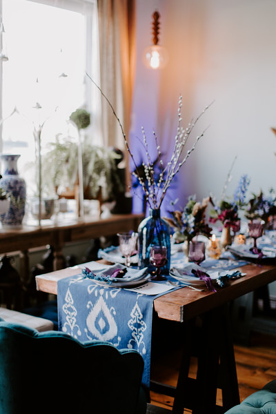 A Family Affair // Blue Moon Event