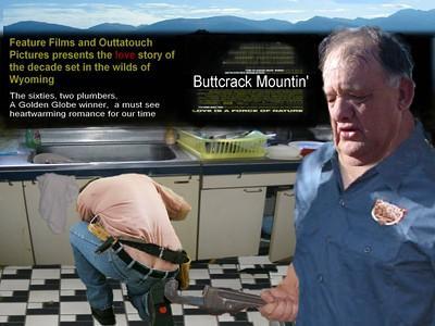 Buttcrack Mountin'